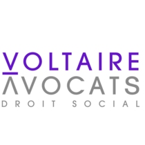 the Voltaire Avocats logo.