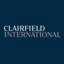 the Clairfield International logo.