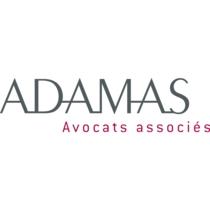 the Adamas Avocats Associés logo.