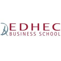 the EDHEC Business School logo.