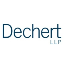 the Dechert logo.