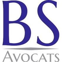 the BS avocats logo.