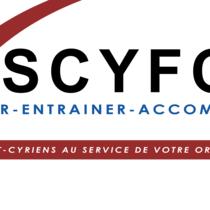 the Saint-Cyr Formation Continue logo.
