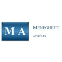 the Meneghetti Avocats logo.