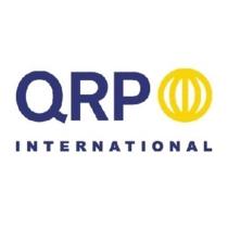 the Qrp International logo.