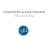 the Visconti & Grundler logo.