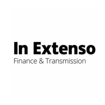 the In Extenso Finance & Transmission logo.