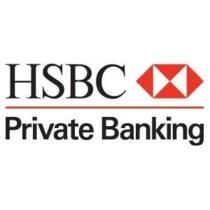 the HSBC logo.