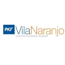 the PKF Vila Naranjo logo.