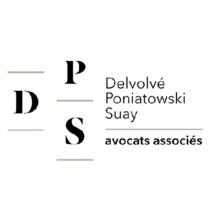 the Delvolvé Poniatowski Suay Associés logo.