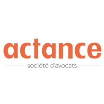 the Actance Avocats Paris logo.