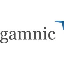 the Gamnic logo.
