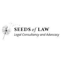 the Seeds Of Law logo.
