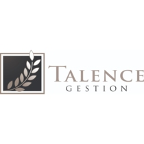 the TALENCE GESTION logo.