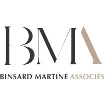 the Binsard Martine Associés logo.