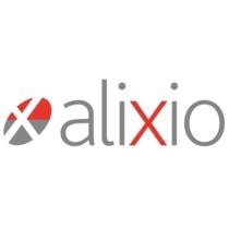 the Alixio logo.
