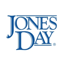 the Jones Day logo.