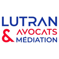 the Lutran Avocats & Médiation logo.