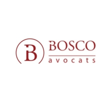 the Bosco Avocats logo.