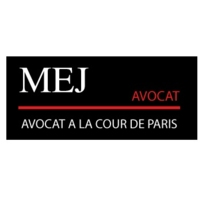 the Mej Avocats logo.