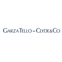the Garza Tello - Clyde & Co logo.