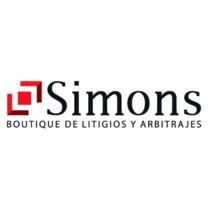 the Simons Boutique de Litigios y Arbitrajes  logo.