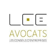 the LCE avocats logo.