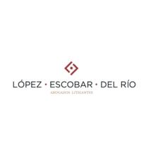 the Lopez Escobar Del Río Leiva logo.