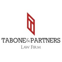 the Tabone & Partners logo.