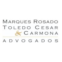 the Marques Rosado, Toledo Cesar & Carmona Advogados logo.