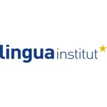 the Lingua Institute logo.
