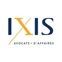 the Ixis logo.