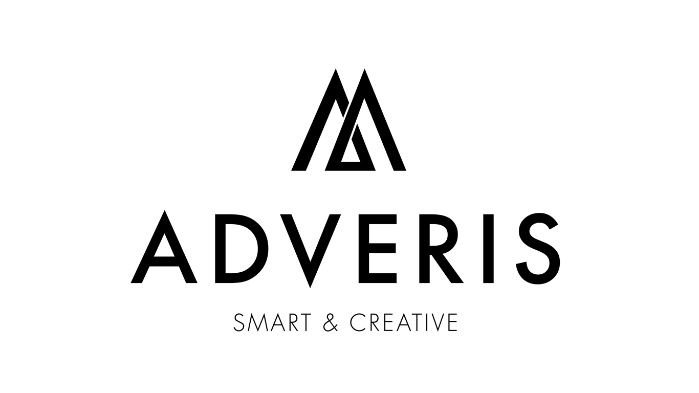the Adveris logo.