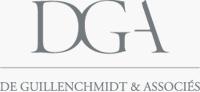 the De Guillenchmidt & Associés - DGA logo.