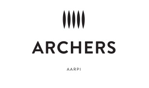 the Archers logo.