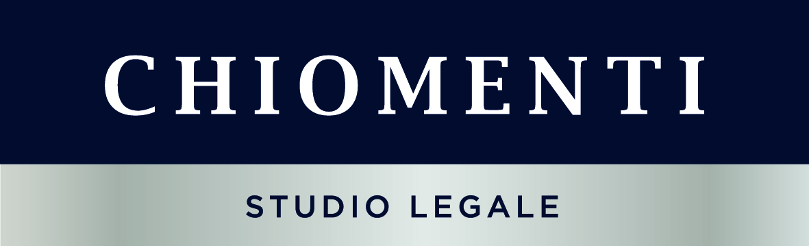 the Chiomenti Studio Legale logo.