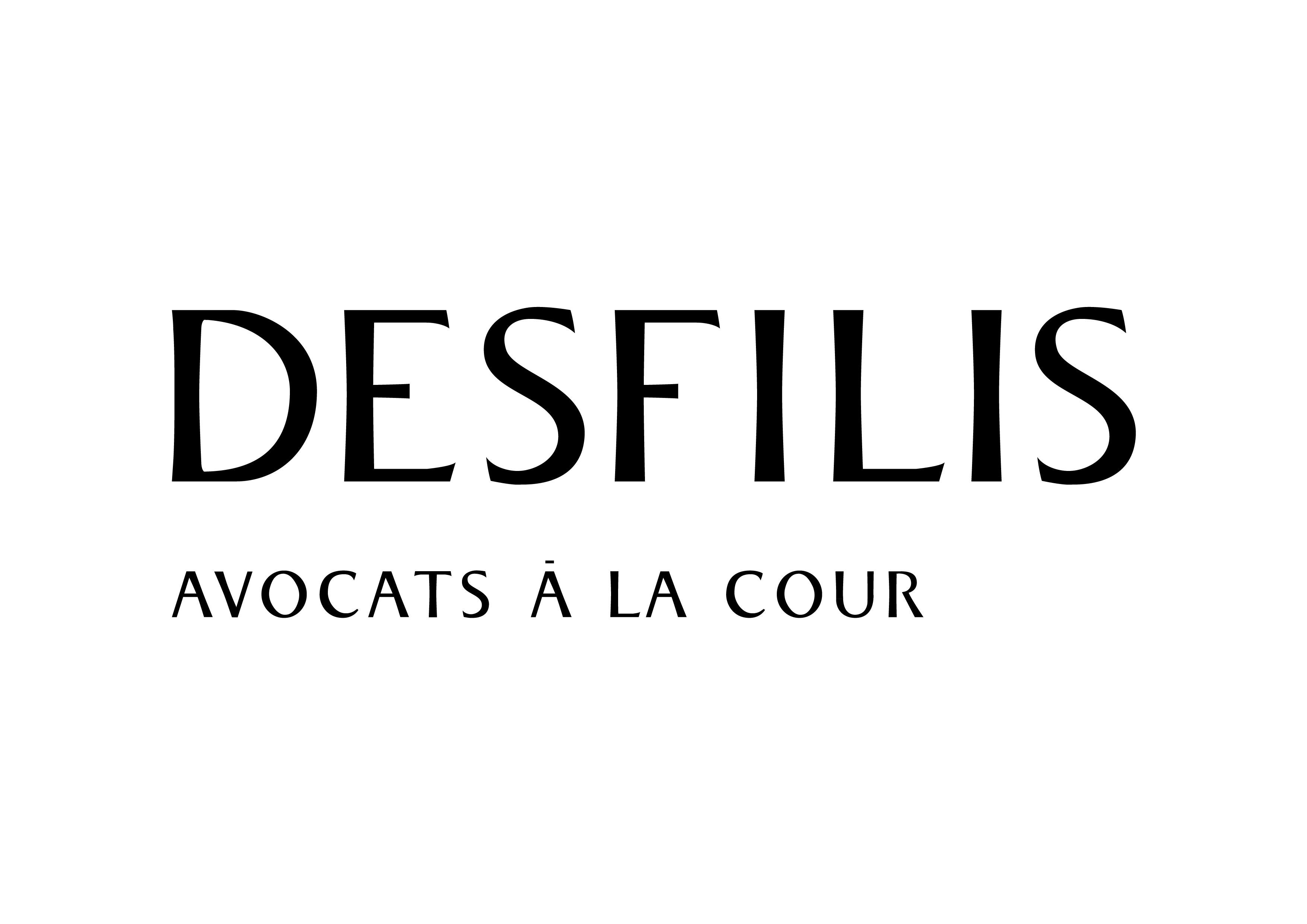 the Desfilis logo.