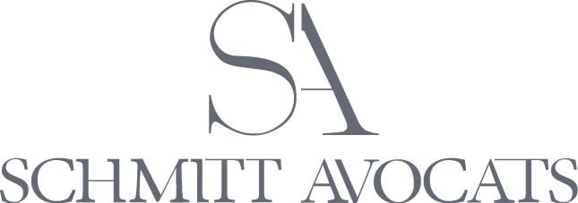 the Schmitt Avocats logo.