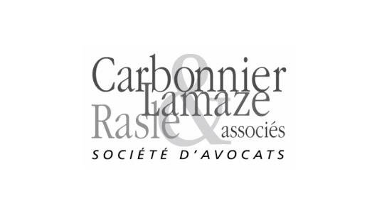 the Carbonnier Lamaze Rasle & Associés logo.