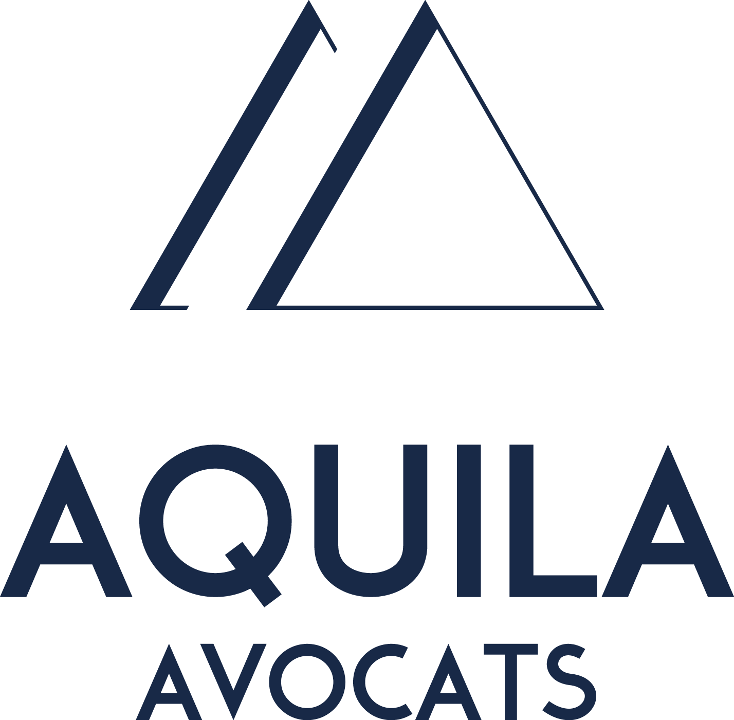 the Aquila Avocats logo.