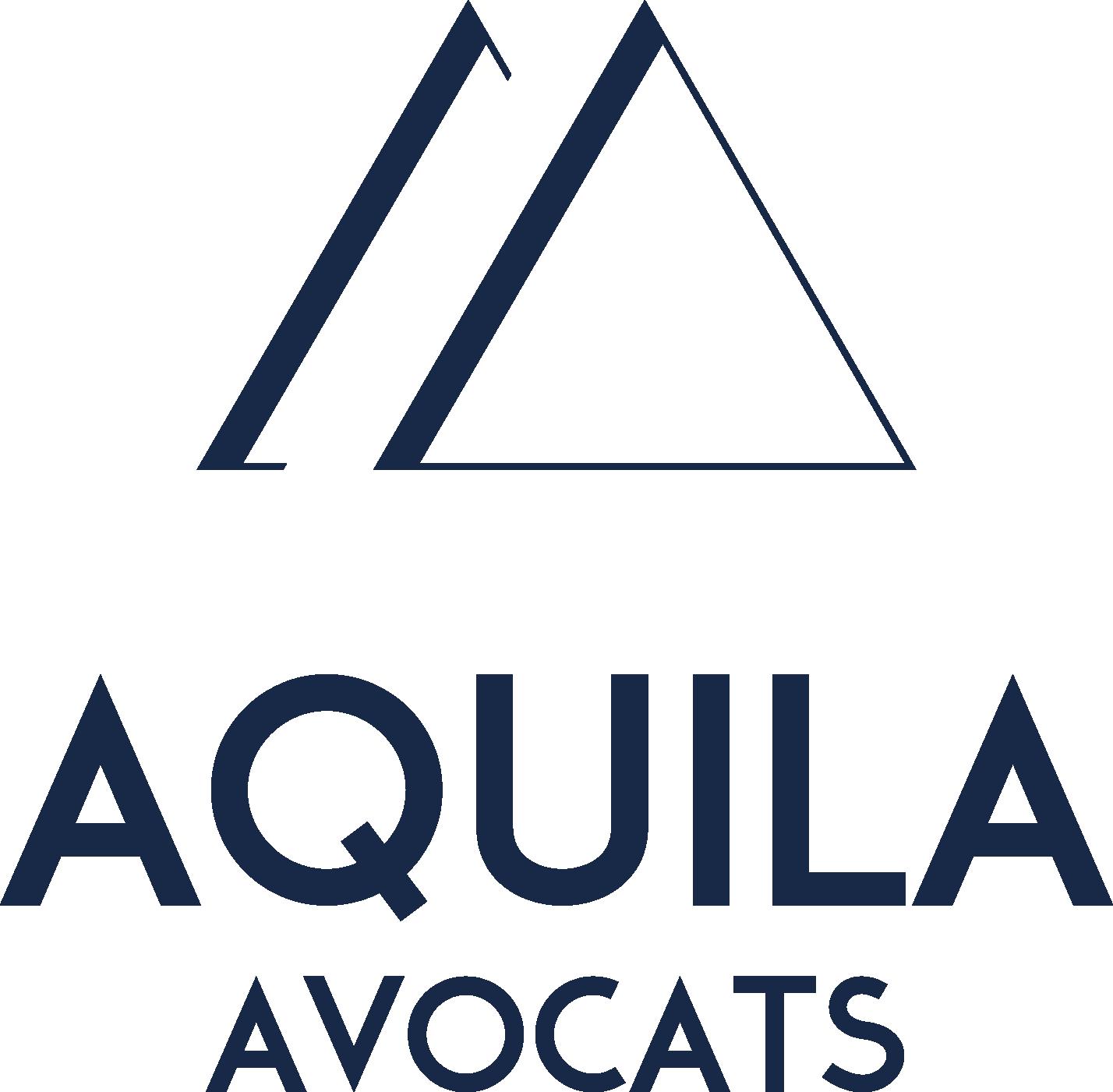 the Aquila Avocats logo.