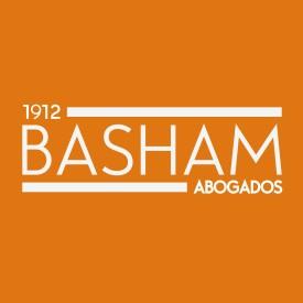 the Basham Ringe y Correa logo.