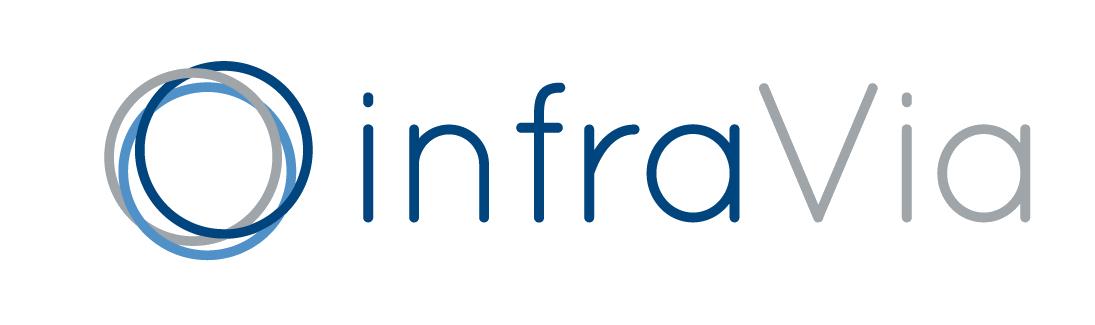 the INFRAVIA logo.
