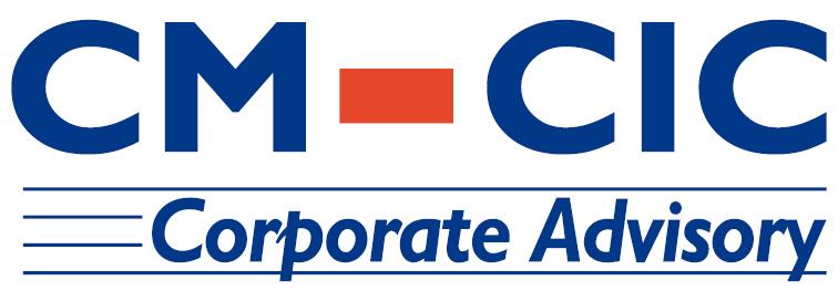 the CM-CIC Conseil logo.