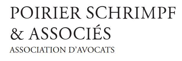 the Poirier Schrimpf & Associés logo.