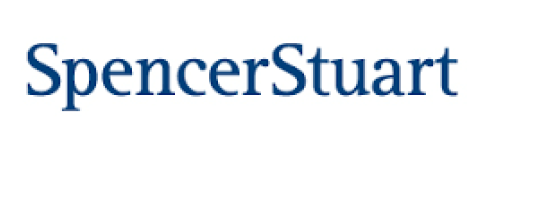 the Spencer Stuart logo.