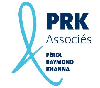 the PRK & Associés - Perol Raymond Khanna logo.