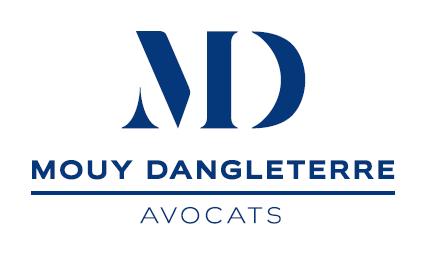 the Mouy Dangleterre Avocats logo.