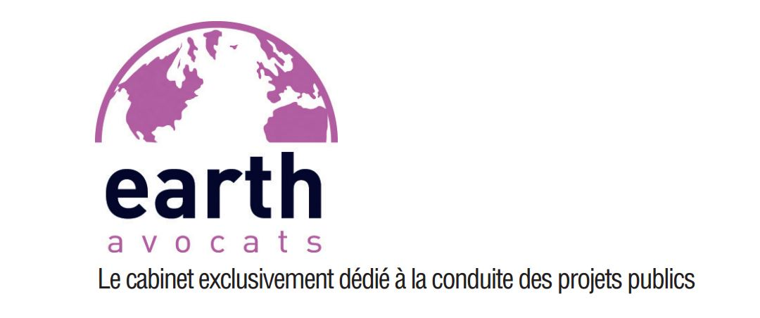 the Earth Avocats logo.