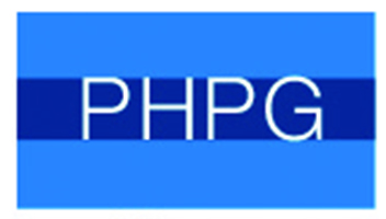 the PHPG logo.
